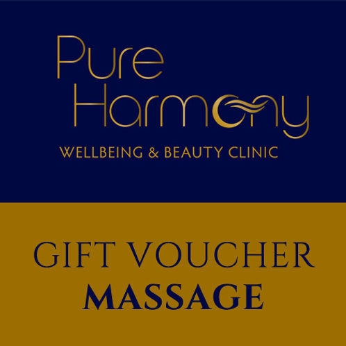 Gift Voucher ~ Massage