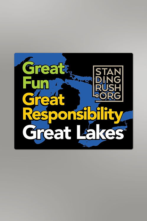 Great Fun . . . . Great Lakes Decal