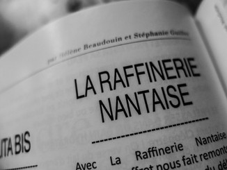 La Raffinerie Nantaise dans Magazine Chiik