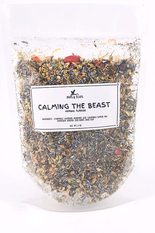 Calming The Beast - Soothing, Nervous System, Stress Relief, Calming