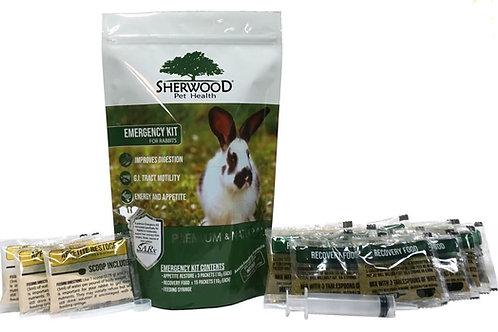 Emergency Kit for Rabbits