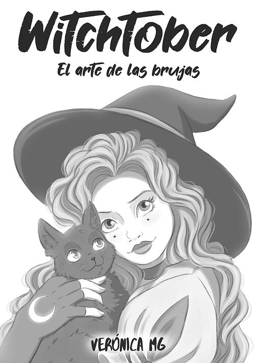 Witchtober artbook