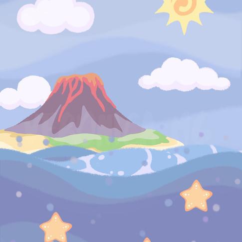 Volcano Sound Juggler
