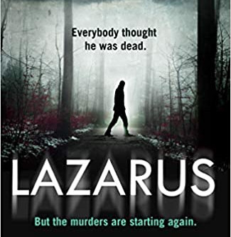 Lazarus by Lars Kelper: A Fast-Paced Crime Thriller