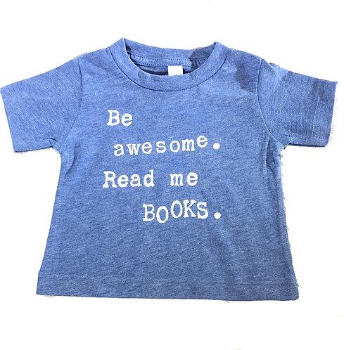 Baby Crew Neck T-Shirt