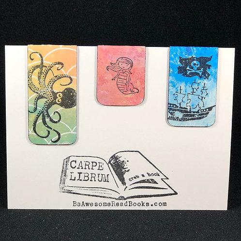 Fantasy Magnetic Bookmark Gift Set