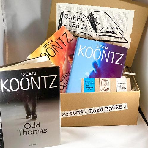 Odd Thomas Book Box