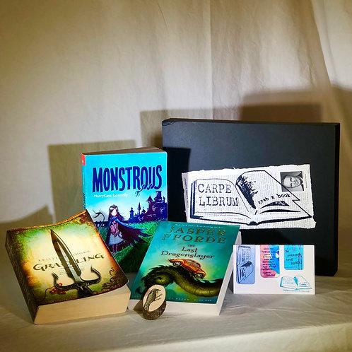 Young Adult Fantasy Book Box