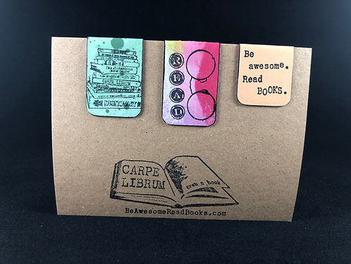 Read Magnetic Bookmark Set