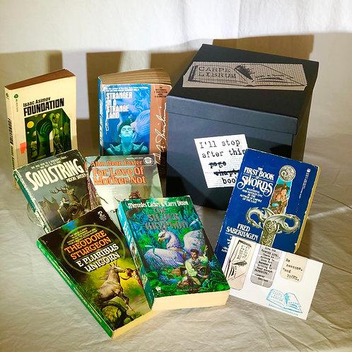 Classic Fantasy Book Box