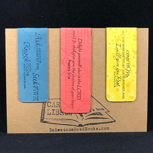 Delight Yourself in the Lord Magnetic Bookmark Gift Set
