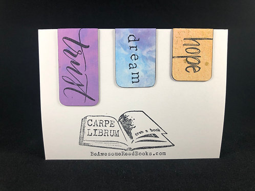 Dream Hope Trust Magnetic Bookmark Gift Set