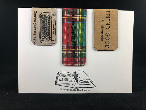 Friend Good Magnetic Bookmark Set