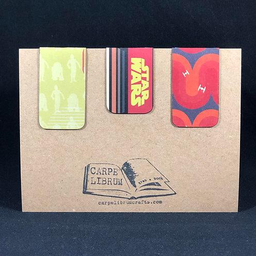 Star Wars Magnetic Bookmark Gift Set