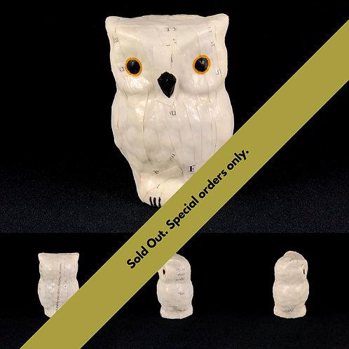 Harry Potter Snowy Owl