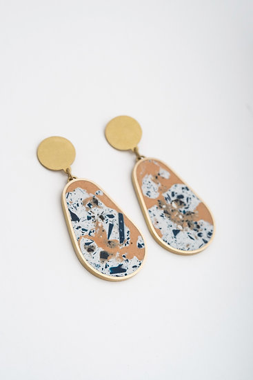 subroutines pear earrings