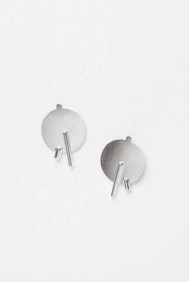 hello earrings three