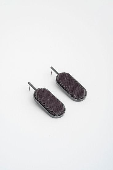 gridworlds earrings oval