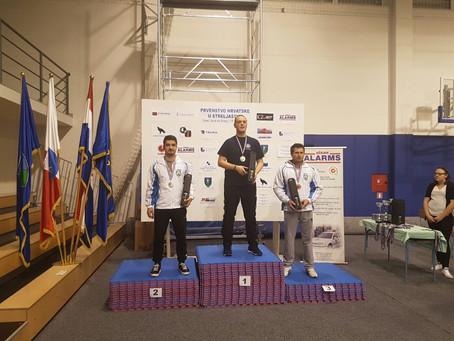 Prvenstvo Hrvatske 10m ISSF (seniori/ke)