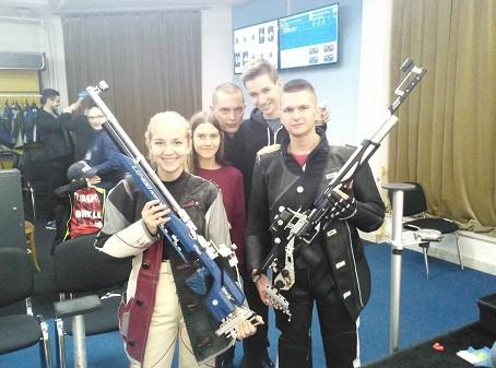 Mlade nade streljaštva 2017, Dubrava