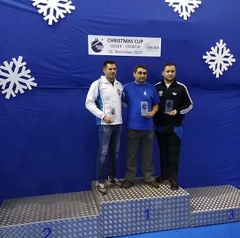 Christmas Cup & Grand Prix Osijek 2017
