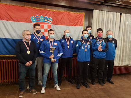Prvenstvo Hrvatske u gađanju zračnim oružjem ISSF program - juniori/ke
