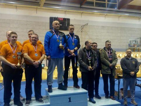 Prvenstvo Hrvatske ISSF 10m seniori/seniorke & Hrvatska liga (A/B), Malinska