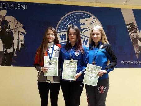Grand Prix Smederevo & Walther Youtuh Cup, Smederevo (SRB)