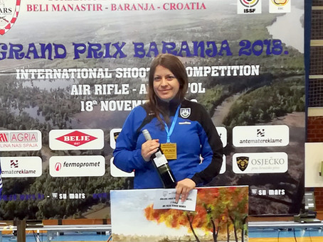GRAND PRIX BARANJA 2018, Beli Manastir