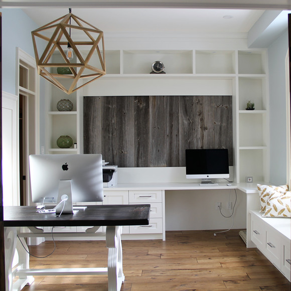 Home Offices and Commercial Work