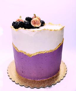 Summer Blackberry Cake