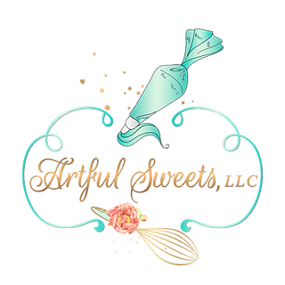 Artful Sweets, LLC Watermark Logo