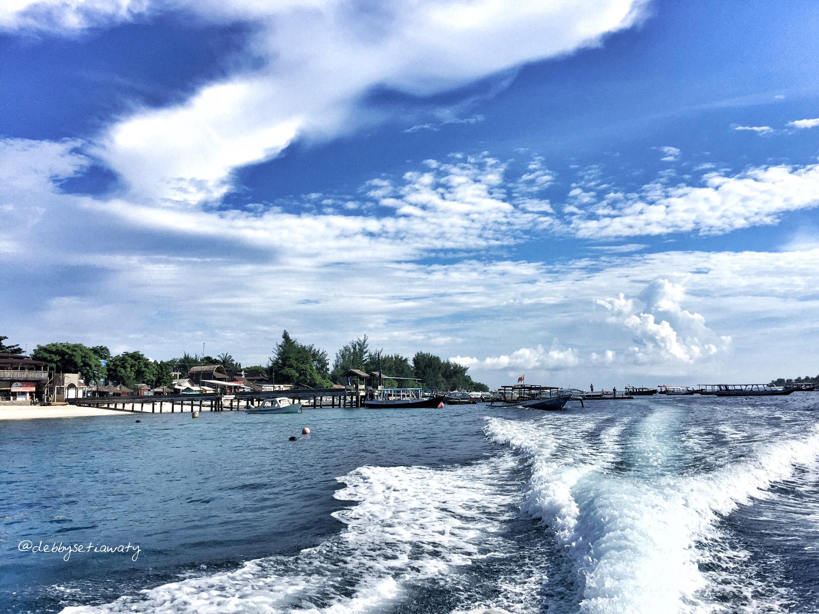 Deb -Lombok1