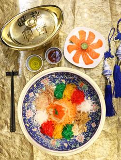Yee Shang Salad-s
