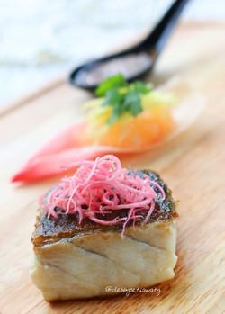 HGM-Gindara Steak with Kecombrang 1-s