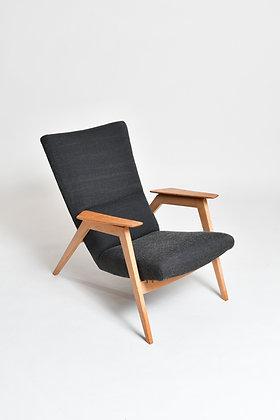 Verstellbarer Mid-Century Lounge Chair