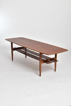 60s Coffeetable in Teak