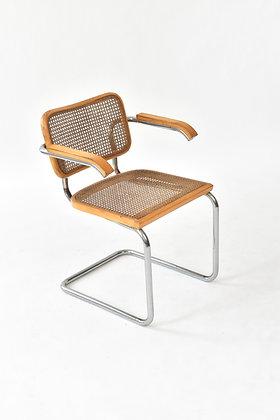 Marcel Breuer Cesca Chairs 4er Set