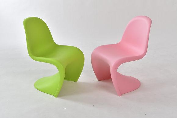 Verner Panton Junior Chair Paar