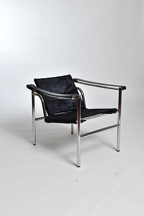 Le Corbusier LC1 Sessel in Fell