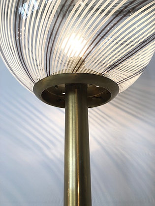 60's Stehlampe