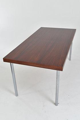 60's Palisander Tisch ausziehbar