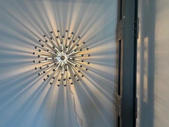 Pistillo Leuchte in Silber