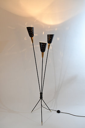 50's Tripod Lampe