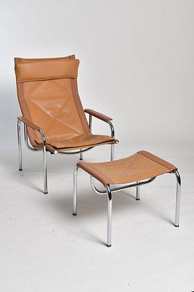 Hans Eichenberger Lounge Chair