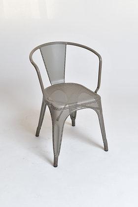 Tolix Stühle Modell A56 Lochblech
