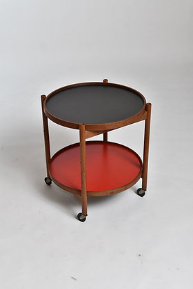 Hans Bolling Tea Trolley