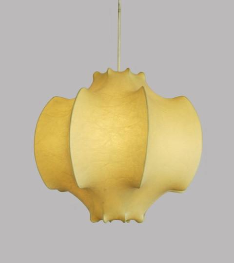 Castiglioni Coccoon Lampe