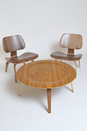 Eames Plywood Group (CTW + 2 LCW)
