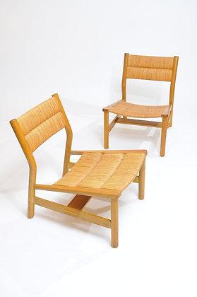 "50s Lounge Chairs Pierre Gautier Delaye ""Meuble Week-end"""